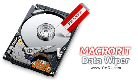 دانلود Macrorit Data Wiper 4.1.4 Unlimited Edition - پاک سازی غیرقابل برگشت اطلاعات