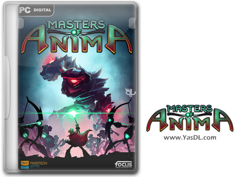 دانلود بازی Masters of Anima برای PC