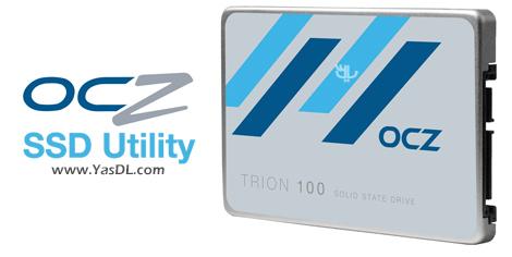 دانلود OCZ SSD Utility 3 0 3159 مدیریت و بهینه سازی حافظه