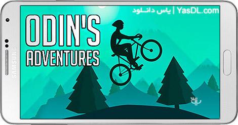 دانلود بازی Odin's Adventures 1.01 - دوچرخه سواری کوهستان برای اندروید