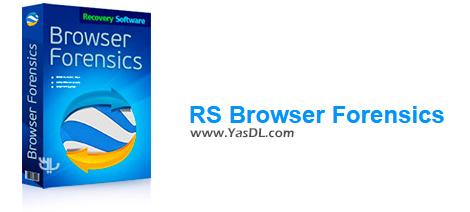 دانلود RS Browser Forensics 1.0 Commercial / Office / Home - نرم افزار نظارت بر فعالیت های آنلاین