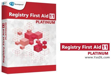 دانلود Registry First Aid Platinum 11.3.0 Build 2580 - بهینه ساز رجیستری