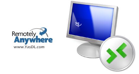 دانلود RemotelyAnywhere 12.4.4250 - نرم افزار مدیریت و کنترل سیستم های راه دور