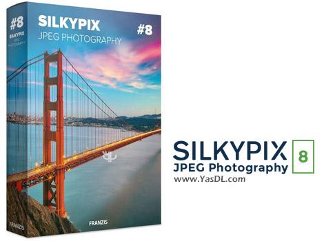 دانلود SILKYPIX JPEG Photography 8.2.19.0 - ابزاری کاربردی و خلاقانه مخصوص عکاسان