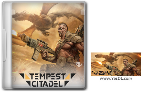 دانلود بازی Tempest Citadel برای PC
