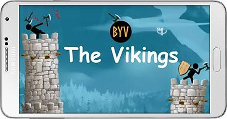 دانلود بازی The Vikings 1.0.6 - وایکینگ ها برای اندروید + نسخه بی نهایت