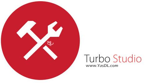 دانلود Turbo Studio 18.4.1080 - ساخت نسخه پرتابل نرم افزارها