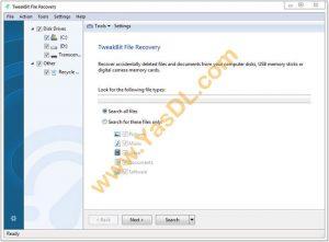 TweakBit File Recovery.cover1  300x221 - دانلود TweakBit File Recovery 8.0.25.0 - نرم افزار بازیابی اطلاعات حذف شده