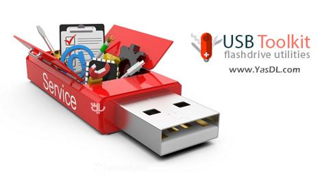 دانلود USB Toolkit 2.0 - مجموعه ابزار کاربردی برای حافظه های فلش