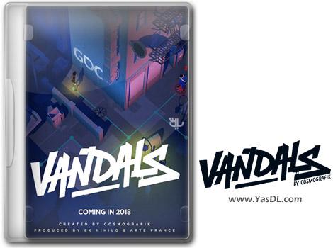 دانلود بازی Vandals برای PC