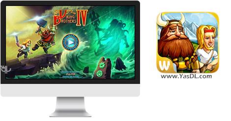دانلود بازی Viking Brothers 4 برای PC