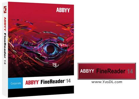 دانلود ABBYY FineReader 14.0.105.234 Corporate / Enterprise - تشخیص متن داخل تصاویر