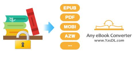 دانلود Any eBook Converter 1.0.5 - نرم افزار تبدیل فرمت کتاب های الکترونیکی