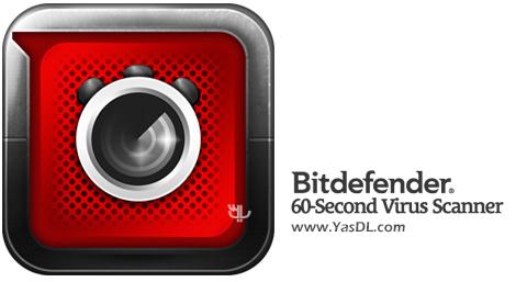 دانلود Bitdefender 60-Second Virus Scanner 1.0.11.16 - آنتی ویروس کم حجم بیت دیفندر