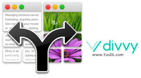دانلود Divvy 1.4.4.293 - مدیریت و مرتب سازی پنجره ها در ویندوز