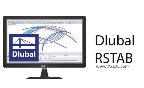 Dlubal RSTAB 8.13.01 – The Application Of Three-dimensional Design And Modeling Of Structures