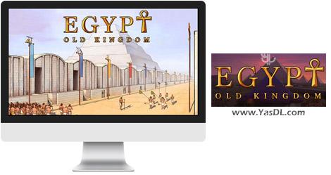 دانلود بازی Egypt Old Kingdom برای PC