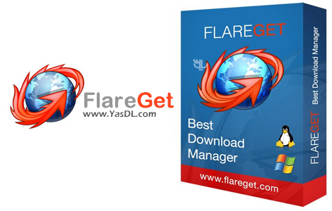 FlareGet 4.8.108 - Software For Managing And Speeding Up Files