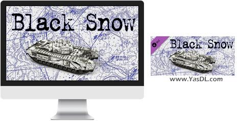 دانلود بازی Graviteam Tactics Mius Front Black Snow برای PC