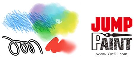 دانلود JUMP PAINT 3.0.2 x86/x64 - ترسیم نقاشی های حرفه ای
