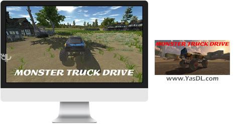 دانلود بازی Monster Truck Drive برای PC
