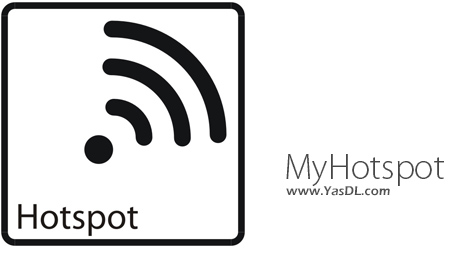 دانلود MyHotspot 18.0 - نرم افزار به اشتراک گذاری اینترنت لپ تاپ