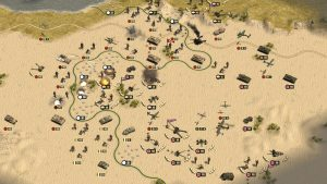 Order of Battle World War II Sandstorm3 300x169 - دانلود بازی Order of Battle World War II Allies Resurgent برای PC