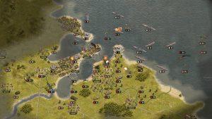 Order of Battle World War II Sandstorm4 300x169 - دانلود بازی Order of Battle World War II Allies Resurgent برای PC