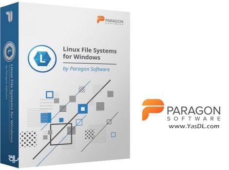 دانلود Paragon Linux File Systems for Windows 5.1.1015 - دسترسی به درایوهای لینوکس در ویندوز