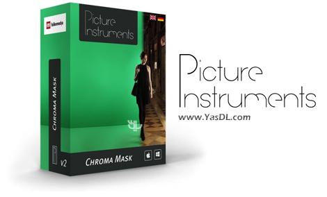 دانلود Picture Instruments Chroma Mask 2.0.10 - نرم افزار عکاسی با پرده سبز