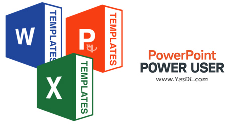 دانلود Power-User for PowerPoint and Excel 1.6.203.0 - مجموعه قالب های آماده برای پاورپوینت و اکسل