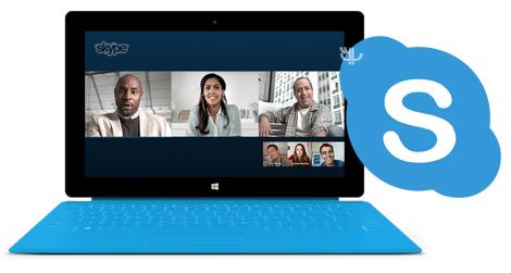 دانلود اسکایپ برای ویندوز ،کامپیوتر و اندروید Skype Desktop