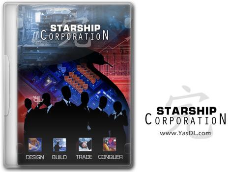 دانلود بازی Starship Corporation برای PC