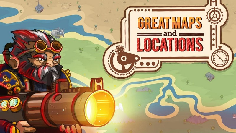 Steampunk Defense Game 20.32.421 For Android + Infinite Version