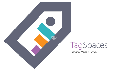 دانلود TagSpaces 2.9.0 x86/x64 - برچسب گذاری و جستجوی آسان در میان فایل ها