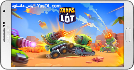 Game Tanks A Lot! 1.08966605 – Battle Of Tanks For Android
