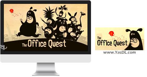 دانلود بازی The Office Quest برای PC