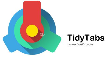 دانلود TidyTabs Pro 1.3.0 - افزودن قابلیت تب و برگه به انواع برنامه ها