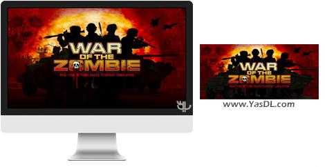 دانلود بازی War Of The Zombie برای PC