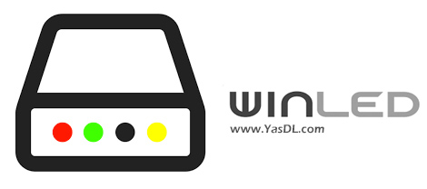 WinLED 1.5 - LED Indicator For Monitoring Hard Disk Activity