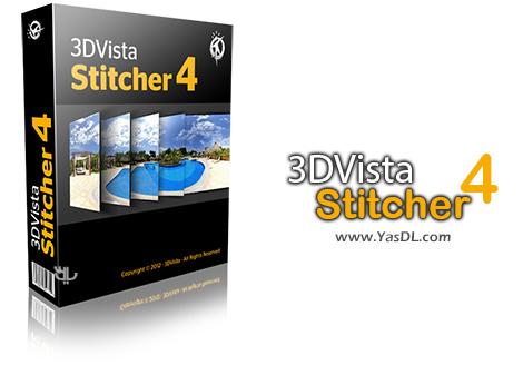 دانلود 3DVista Stitcher 4.0.70 - نرم افزار ساخت تصاویر پانوراما