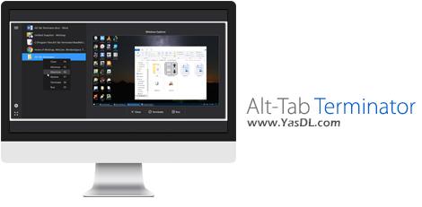 دانلود Alt-Tab Terminator 3.3 - نرم افزار بهبود عملکرد Alt+Tab در ویندوز