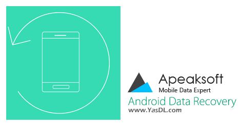 دانلود Apeaksoft Android Data Recovery 2.0.10 - بازیابی اطلاعات اندروید