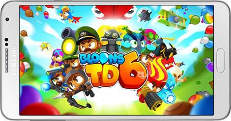 دانلود بازی Bloons TD 6 1.3 - دفاع از برج ها به سبک بادکنک ها برای اندروید + نسخه بی نهایت