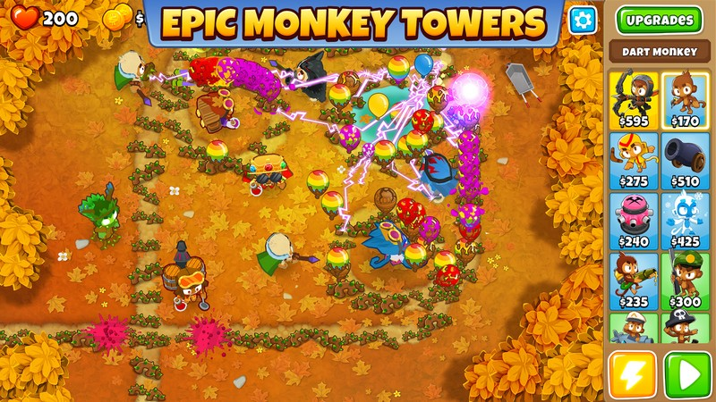 Bloons TD 6 16.1 For Android + Infinity Edition