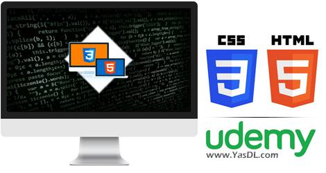 دانلود فیلم آموزشی طراحی وب سایت ریسپانسیو - Build Modern Responsive Websites with HTML5 and CSS3