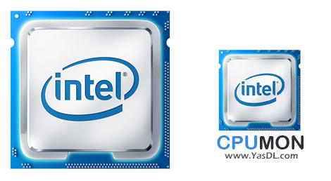 دانلود CPUMon Pro 2.1 - نظارت آسان بر عملکرد پردازنده سیستم