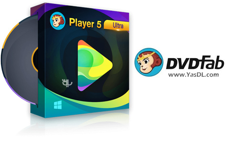 DVDFab Player Ultra 5.0.1.4 - Professional Movie Player Software