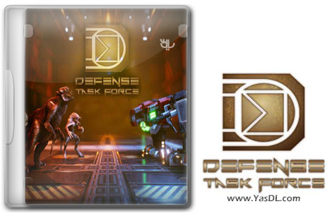 دانلود بازی Defense Task Force Sci Fi Tower Defense برای PC