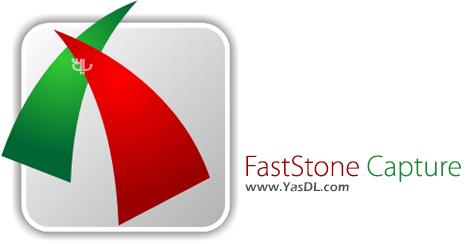 دانلود FastStone Capture 9.0 + Portable - ثبت سریع و آسان اسکرین شات در ویندوز